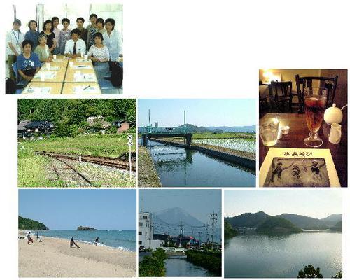鳥取、米子風景